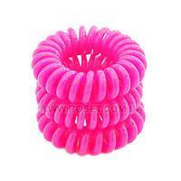 Резинки для волос (разные цвета) 3 шт в комплекте