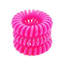 Резинки для волос (разные цвета) 3 шт в комплекте INVISI BOBBLE