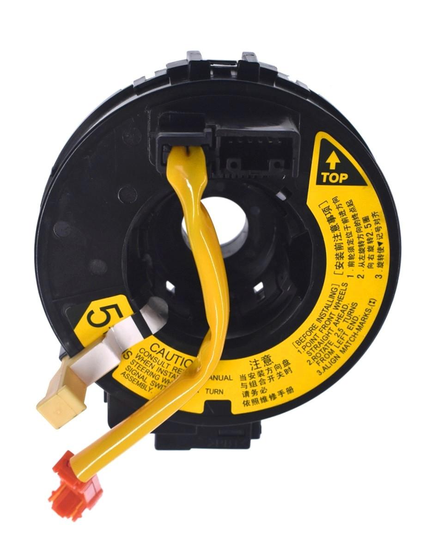 Шлейф подрулевой подушки безопасности Airbag улитка руля кольцо TOYOTA Corolla 8430652050, 84306-52050