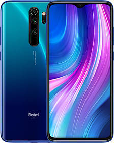 Смартфон Xiaomi Redmi Note 8 Pro 6/128Gb Ocean Blue [Global] (M1906G7G) EAN/UPC: 6941059633686