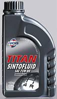 Трансмісійне масло TITAN SINTOFLUID 75W80 1L