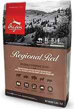 Orijen (Ориджен) REGIONAL RED CAT Сухой корм для кошек и котят 5.4кг