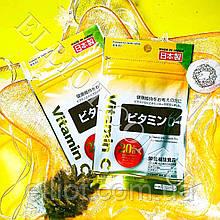 Вітамін С / Vitamin З Daiso Японія!