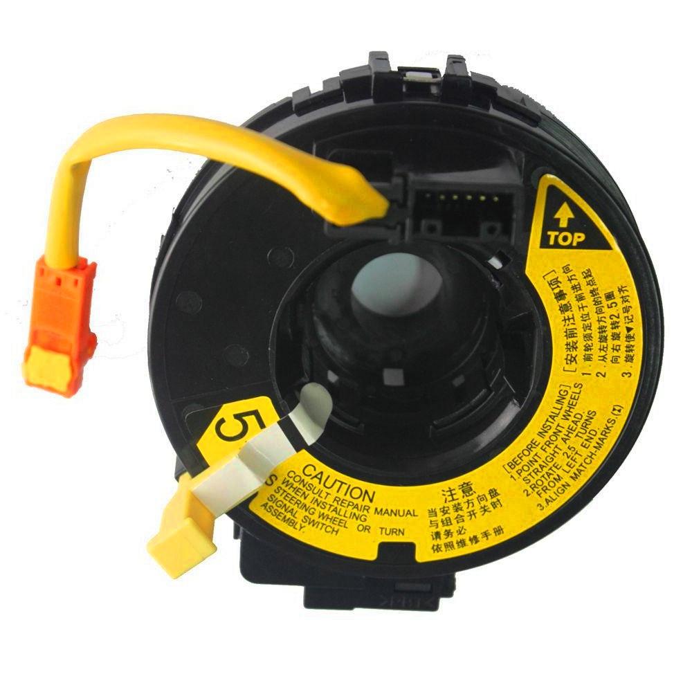 Шлейф подрулевой подушки безопасности Airbag улитка руля кольцо TOYOTA 8430652050, 84306-52050
