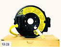 Шлейф подрулевой подушки безопасности Airbag улитка руля кольцо TOYOTA 8430652050, 84306-52050, фото 5