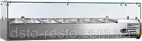 Холодильная витрина для салатов TEFCOLD - VK33-150