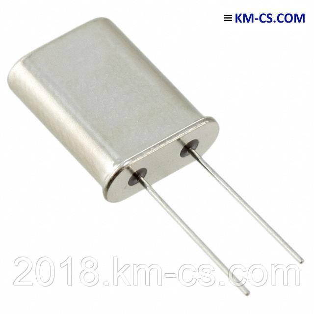 Кварц микропроцессорный HC49 HC49U 3.6864 MHz