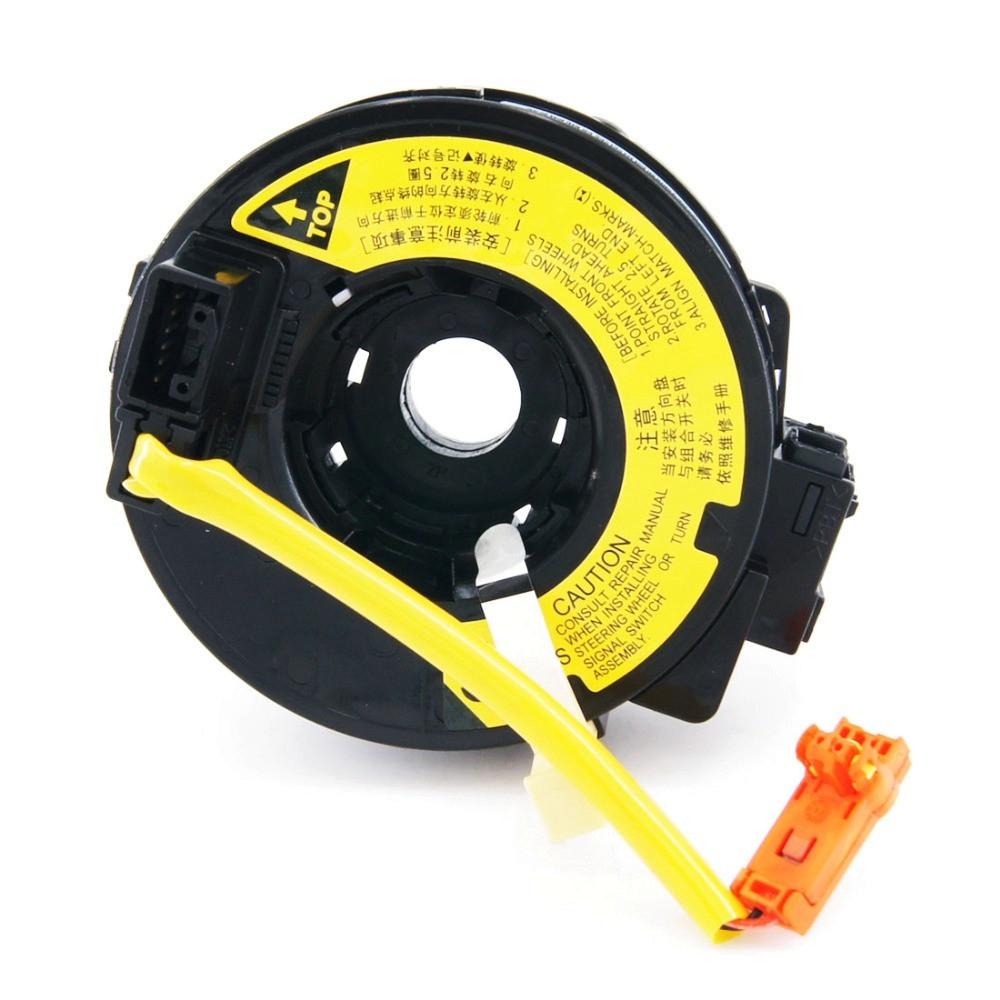 Шлейф подрулевой подушки безопасности Airbag улитка руля кольцо TOYOTA Rav4 8430652050, 84306-52050