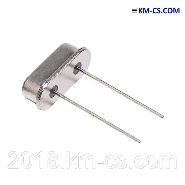 Кварц мікропроцесорний HC49 KX-3HT 14.7456 MHz