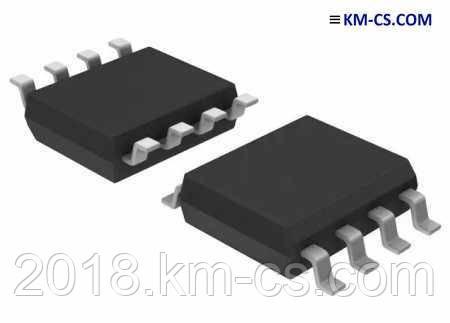 Компаратор LM393D (Texas Instruments)