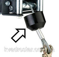 Стопер на трос лебедки (амортизатор крюка лебедки) Moose Utility Division 4505-0475