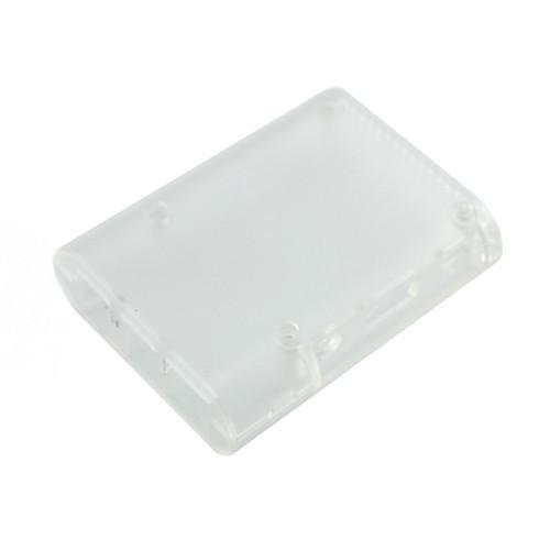 Корпус, кейс для Raspberry Pi B+ 2 B 2B 3 B 3B, прозрачный