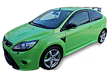 Дефлектори вікон вставні Ford Focus 2004-2011 3D, 2шт, фото 2