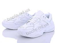 """Кроссовки демисезонные мужские """"Bayota"""" #A1921-4. р-р 41-46. Цвет белый. Оптом"""
