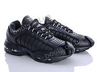 """Кроссовки демисезонные мужские """"Bayota"""" #A1917-1. р-р 41-46. Цвет черный. Оптом"""