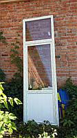 Металлопластиковая дверь Steko  0,86 х 2,83 м , фото 1