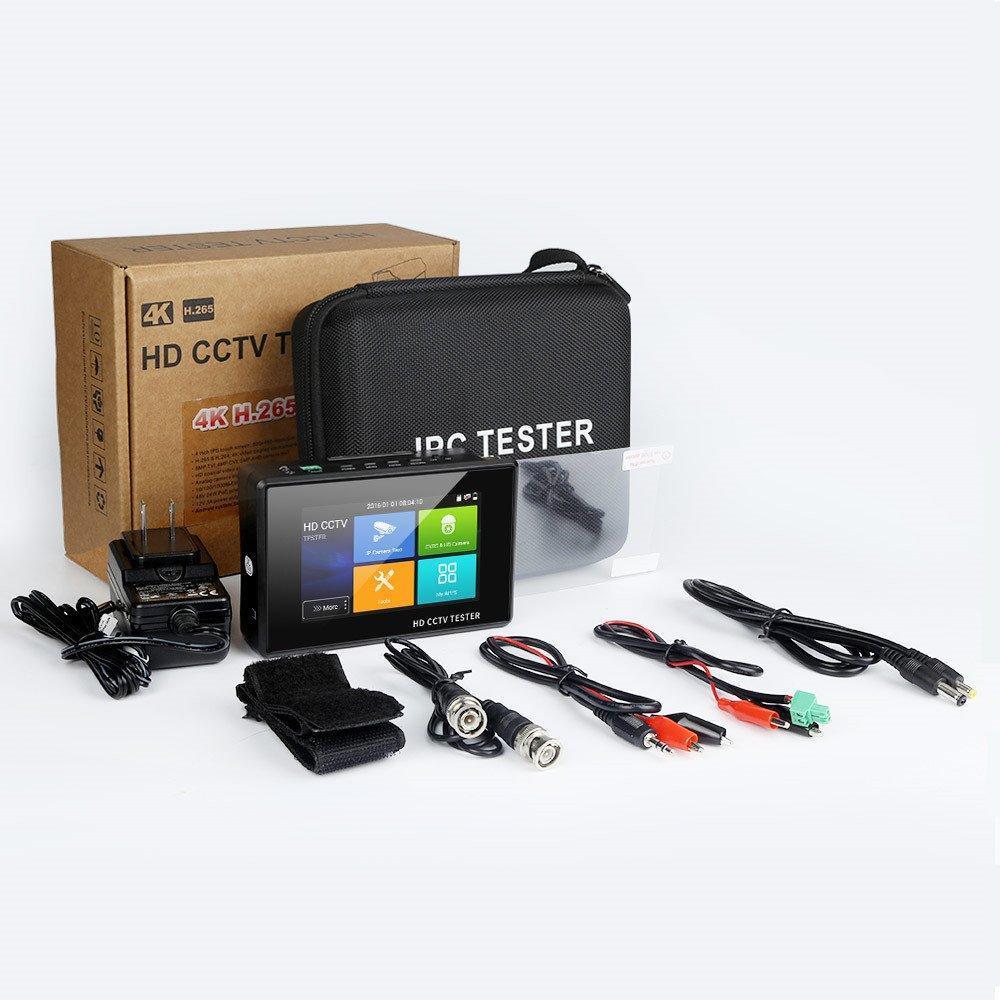 Монитор манжета для установки камер 5в1 IP 4K Wi-Fi IPC-1800ADH-Plus ( 3