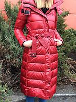 Зимнее женское пуховое пальто XX Studio