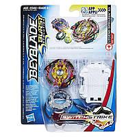 Бейблейд Спрайзен С3 Легендарный Эволюция c пусковым устройством Beyblade Evolution Legend Spryzen S3 Hasbro