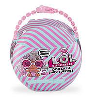 Кукла LOL Ooh La La Baby Surprise Lil Kitty Queen Принцесса Китти Большие сестрички Кошечка ЛОЛ