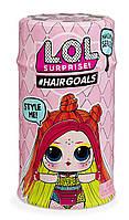 Кукла LOL Surprise HairGoals S5 Лол с волосами Оригинал MGA 5 сезон Модное перевоплощение 2 волна