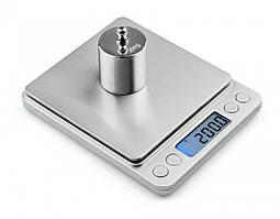 Ювелирные электронные весы MH-267 2000 гр.