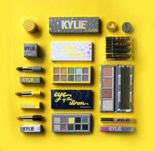 Подарочный набор косметики Kylie Weather Collection синий | Кайли, фото 2