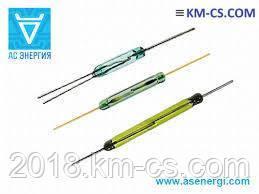 Контакты герконовые (Reed) КЭМ-2Б