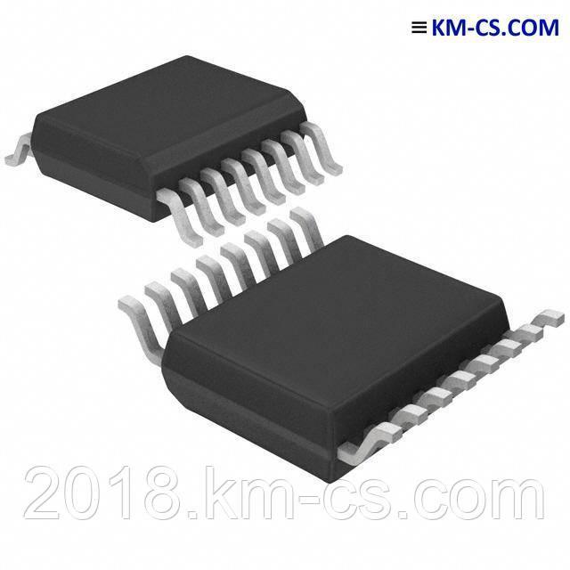 Лінійний фільтр LTC1563-2CGN (Linear Technology)