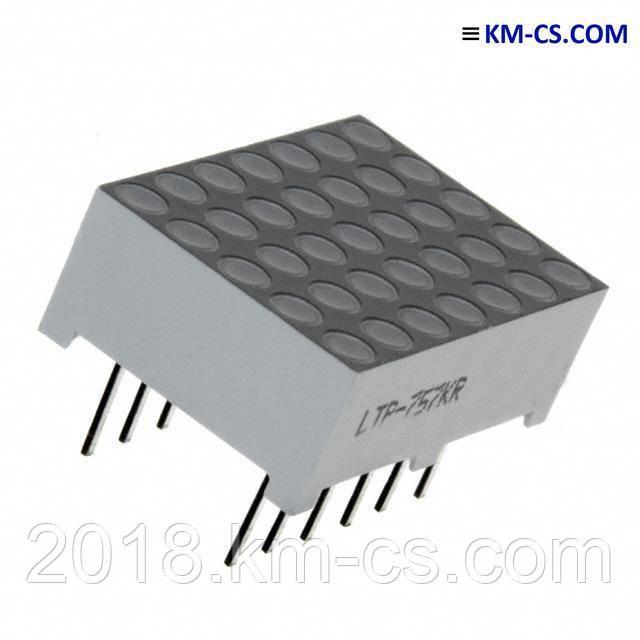 Матричный индикатор (Dot Matrix Display) LTP-2157AC (Lite On)
