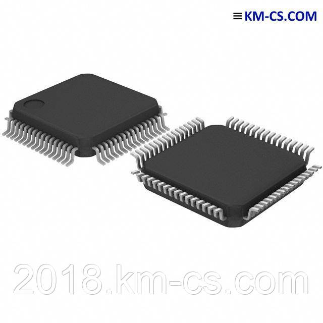 Микроконтроллер 8051 AT89C51CC03U-RDTIM (Atmel)
