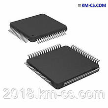 Микроконтроллер 8051 C8051F123-GQ (Silicon Laboratories)