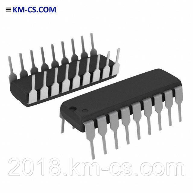 Мікроконтролер PIC PIC16F84-10I/P (Microchip)