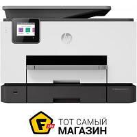 Мфу стационарный OfficeJet Pro 9023 с Wi-Fi (1MR70B) a4 (21 x 29.7 см) для малого офиса - струйная печать (цветная)