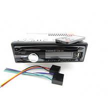 Автомагнитола 1DIN MP3-3215 RGB   Автомобильная магнитола   RGB панель + пульт управления, фото 3