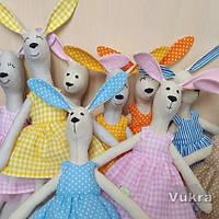 Милые игрушки ручной работы Новомосковск