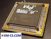 Микропроцессор A80486SX-25 (Intel)