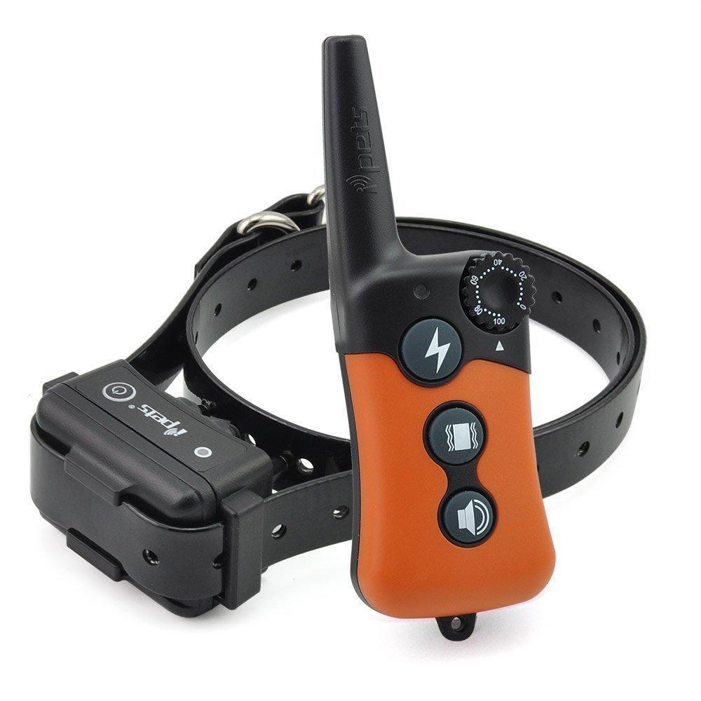 Ошейник электронный PET619-1 Ipets  для дрессировки собак с пультом ДУ