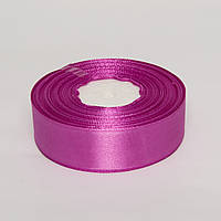 Лента атлас 5 см, 33 м, № 65 Светло-фиолетовая