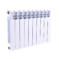 Биметаллический радиатор Alltermo Redux 500/80