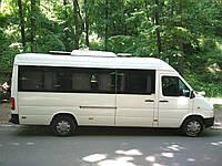 Пассажирские перевозки из г. Черкассы, аренда автобуса 18 мест с кондиционером, трансфер, автобусные туры