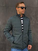 Куртка мужская демисезонная черная до + 5* С CL X khaki