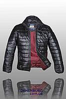 Куртка мужская демисезонная LORENZO 3113 чёрная, фото 1
