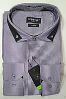 Рубашка приталенная DESIBEL, фото 1