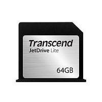 "Карта памяти Transcend на 64/128/256 Gb JetDrive Lite 130 MacBook Air 13"" 2010 г.- 2015 г."