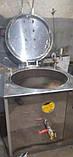 Котел пищеварочный кпэ-250, фото 6