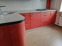 Кухня крашеный МДФ