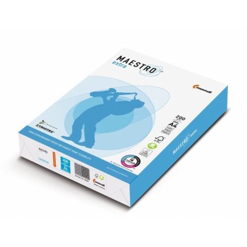 Бумага А4 Maestro Extra 200г / м2, 250 л