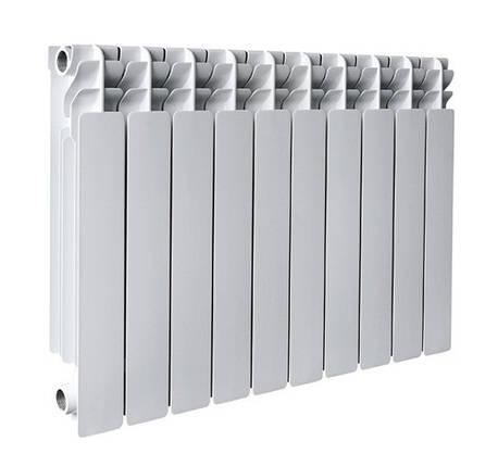 Радиатор алюминиевый Teplover EKVATOR 10 секций 500/85, фото 2