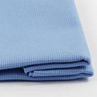 Канва для вишивання ТВШ-25 1/54 Аїда 16, темно-блакитний, 33% бавовна і 67% поліестер, 50х50см